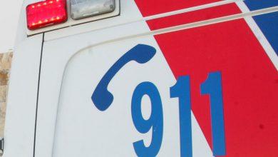 سيارة إسعاف الدفاع المدني -(أرشيفية- تصوير أسامة الرفاعي)
