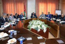 شرح صورة: جانب من فعالية مكافحة المنشطات في اللجنة البارالمبية الأردنية