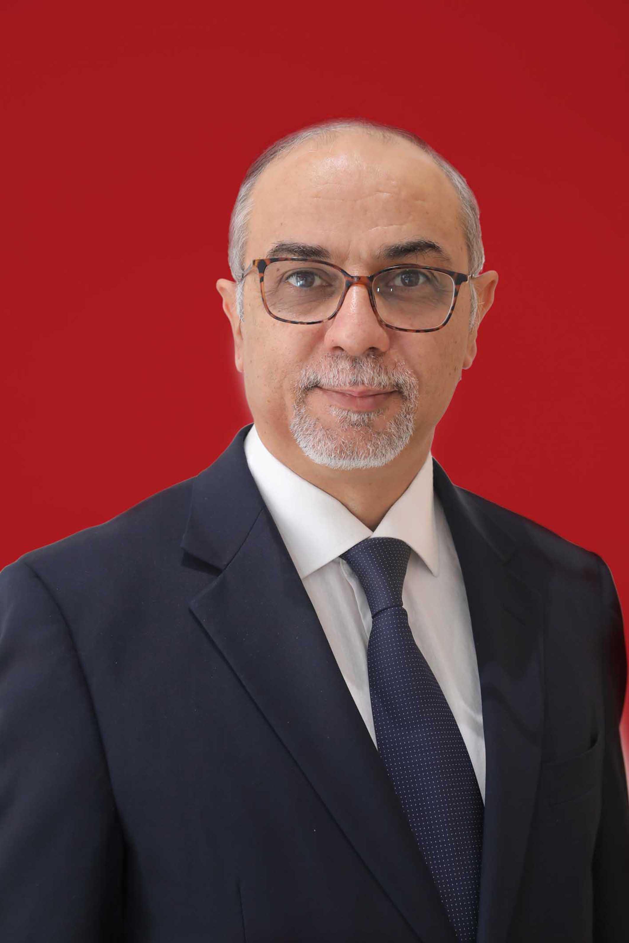 الدكتور خالد واصف الوزني