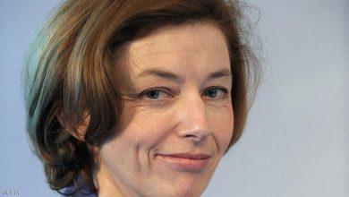وزيرة الجيوش الفرنسية