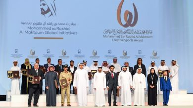 جائزة محمد بن راشد آل مكتوم للإبداع الرياضي