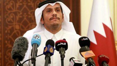 وزير الخارجية القطري الشيخ محمد بن عبد الرحمن آل ثاني- (أرشيفية)