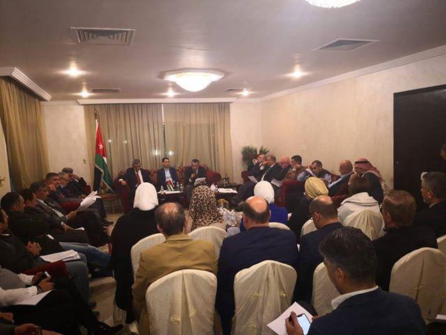 الجالية الأردنية بالكويت تعقد جمعيتها العمومية السنوية