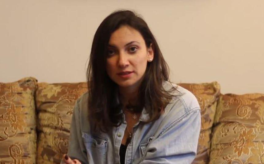 المخرجة الأردنية وداد شفاقوج