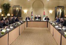 الملك يلتقي رئيس وأعضاء كتلة وطن النيابية