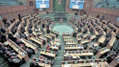 جانب من جلسة سابقة لمجلس النواب- (تصوير: أمجد الطويل)