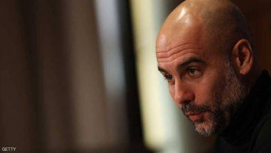 غوارديولا أكد أن فريقه لن يتابع مباراة ليفربول واليونايتد