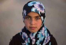 لاجئة سورية بعدسة ناشيونال جيوغرافيك