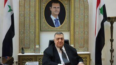رئيس مجلس الشعب السوري، حموده صباغ- (أرشيفية)