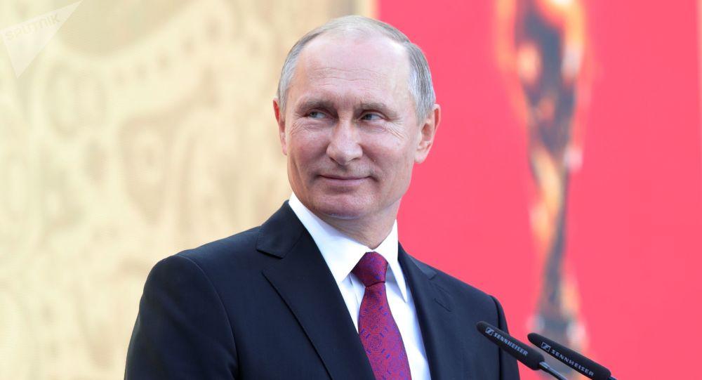الرئيس الروسي فلاديمير بوتين- (أرشيفية)