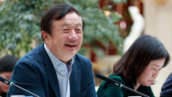 رن تشنغ من أغنى رجال الأعمال في الصين