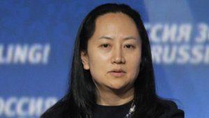 تم الإفراج عن منغ وانزو بكفالة في كندا وهي حاليا مطلوبة من قبل الولايات المتحدة