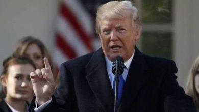 توقع ترامب أثناء إعلان الطوارئ أن يواجه دعاوى قضائية