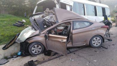 جانب من الحادث - (من المصدر)