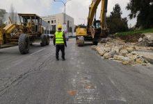 عمان: إغلاقات وتحويلات لمواصلة مشروع الباص السريع