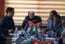 وزيرة التنمية الاجتماعية تزور لواء الرويشد وتستمع لهموم ومشاكل سكانه