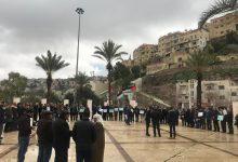 مكاتب هندسية تعتصم احتجاجا على نظام الأبنية في عمان