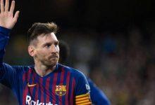 اقترب ميسي من هدفه الثلاثين في الدوري الإسباني
