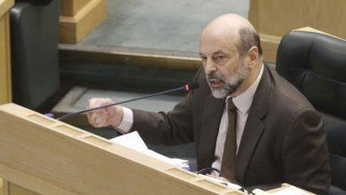 رئيس الوزراء عمر الرزاز-(أرشيفية- تصوير: ساهر قدارة)