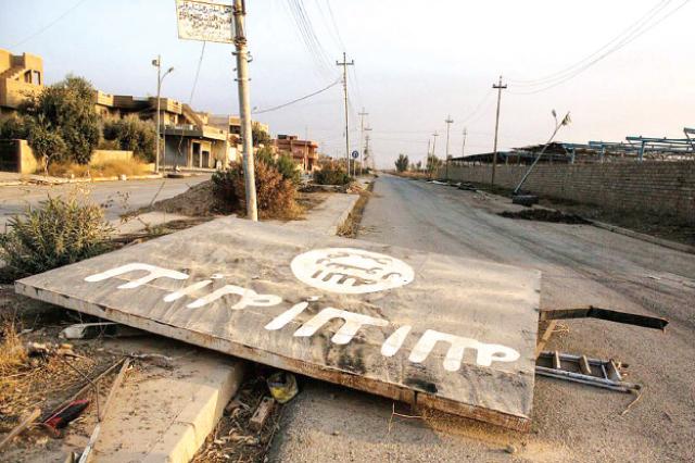 أهلاً بكم إلى شرق أوسط ما-بعد-  داعش  - Alghad