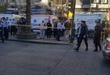 إصابة ثالثة خطيرة بحادث تسرب الغاز في مطعم وسط البلد