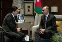 نائب الملك يستقبل وزير الشؤون الخارجية والتعاون الدولي المغربي