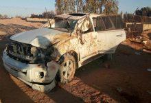 إصابة 4 أردنيين بحادث سير في تبوك السعودية