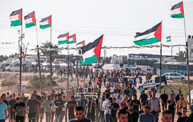 تطوارات الأحداث في غزة تضعف حكم حماس - Alghad
