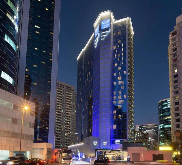 فندق  تريب باي ونيدام  دبي يحتفل بالذكرى الثانية لافتتاحه مع أروع الأجواء - Alghad