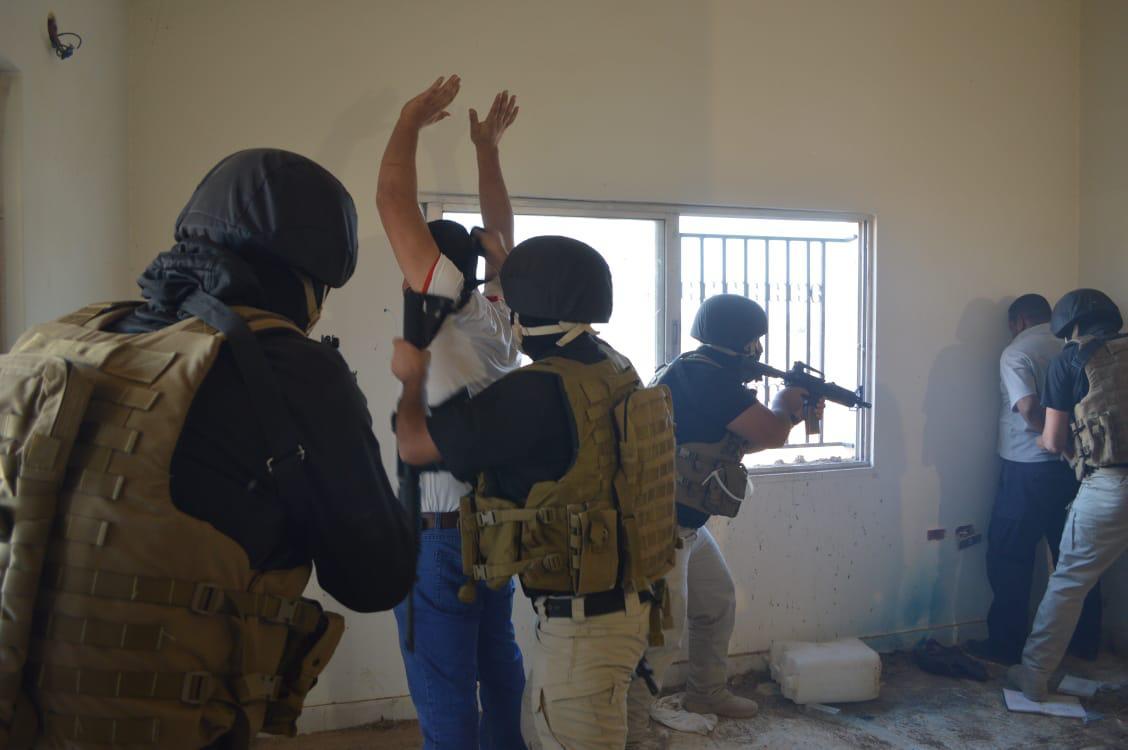 القبض على 16 تاجر مخدرات