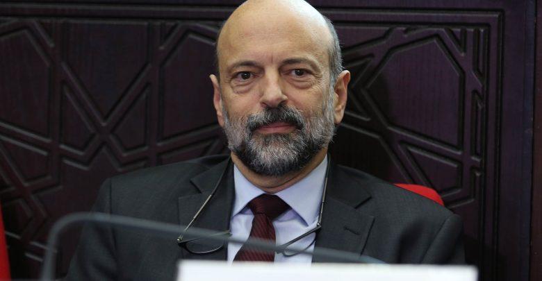رئيس الوزراء عمر الرزاز
