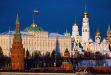 مبنى الكرملين في موسكو - أرشيفية