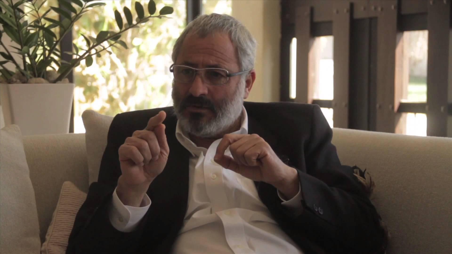 رئيس المجلس الاقتصادي والاجتماعي الدكتور مصطفى الحمارنة -(ارشيفية)