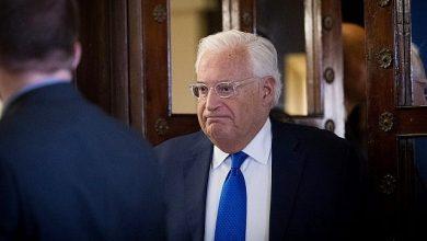 السفير الأميركي في إسرائيل، ديفيد فريدمان