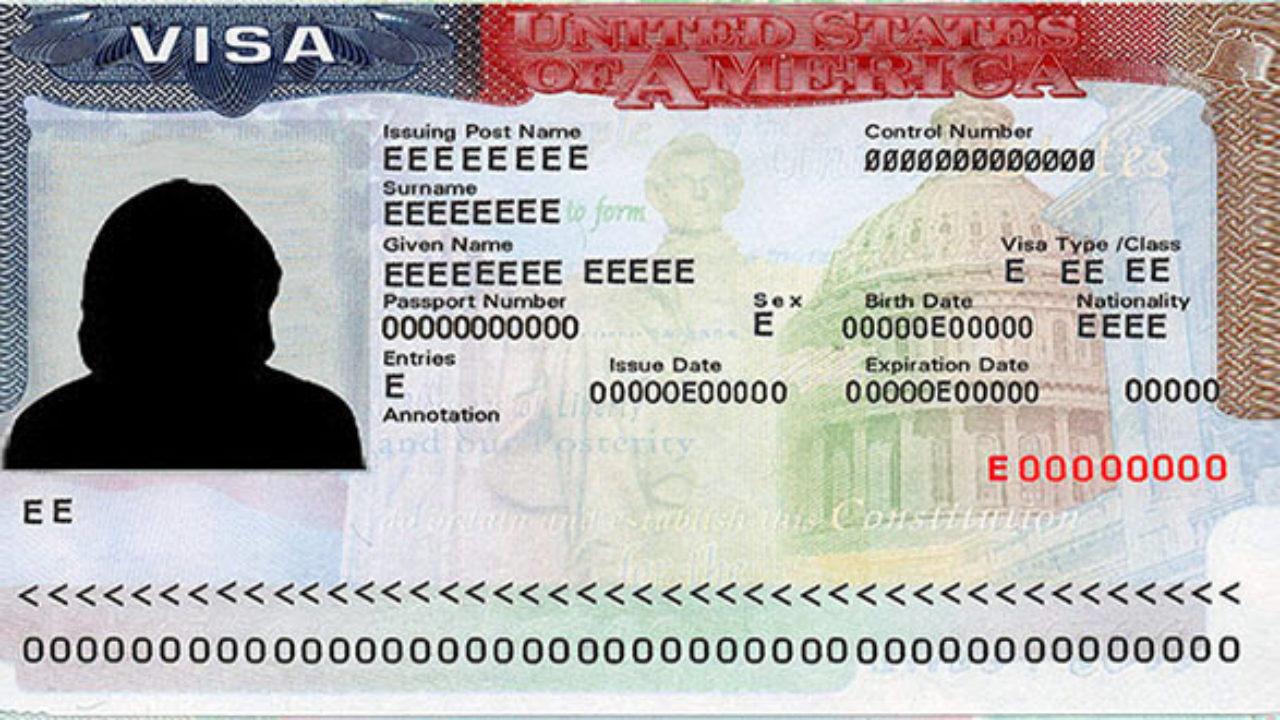 فيزا أميركية