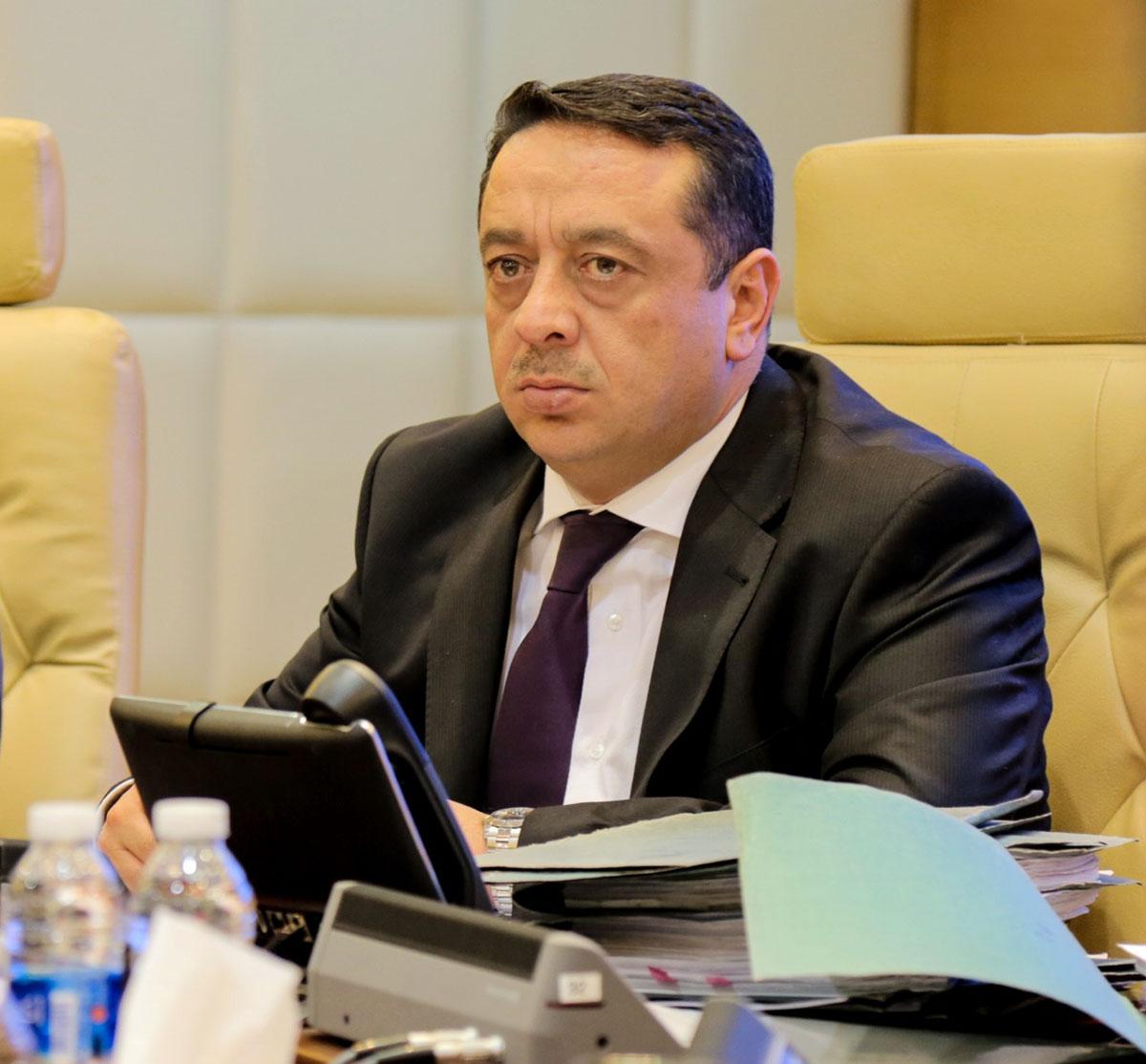وزير الدّولة لشؤون رئاسة الوزراء سامي الداوود