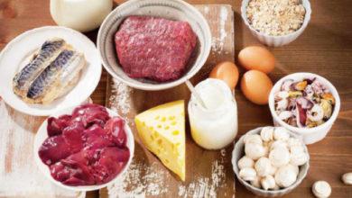 يمكن الحصول على فيتامين (ب ١٢) من لحم الدجاج والأسماك- (ارشيفية)