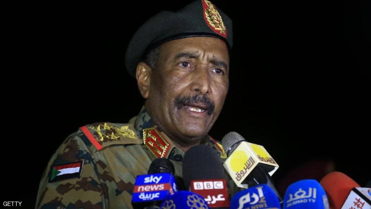 رئيس مجلس السيادة في السودان، عبد الفتاح البرهان