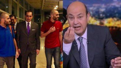 عمرو أديب والشباب الأردني الذي يقاضيه