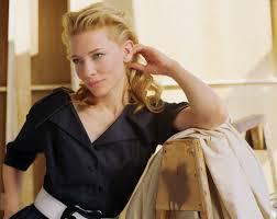الممثلة كايت بلانشيت