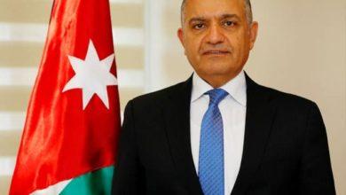 وزير الدولة لشؤون الاعلام الناطق الرسمي باسم الحكومة أمجد العضايلة