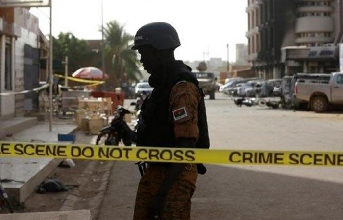 المحيط الذي تم فيه الهجوم على الكنيسة في بوركينا فاسو