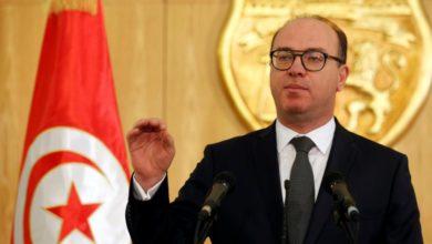 رئيس الوزراء التونسي الياس الفخفاخ