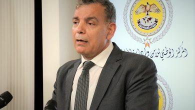 وزير الصحة د.سعد جابر - (أرشيفية)