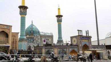 مرقد امام زاده صالح في طهران- ا ف ب