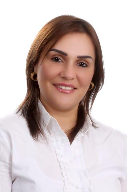 المهندسة ناديا نايف المومني