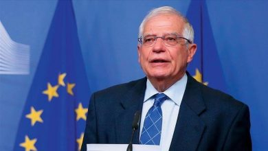 جوزيب بوريل، مفوض الاتحاد الأوروبي للسياسة الخارجية