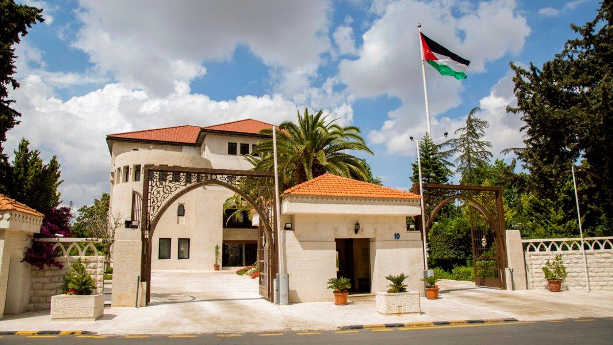 دار رئاسة الوزراء في عمان- (أرشيفية)