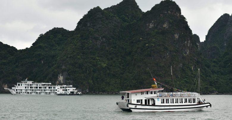عودة السياح المحلية في فيتنام بعد تخفيف الاجراءات في الحركة - ا ف ب