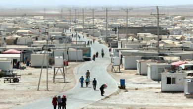 مشهد عام من مخيم الزعتري - (أرشيفية)
